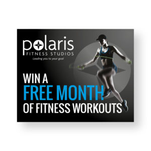 Polaris-Fitness-Sticker-design